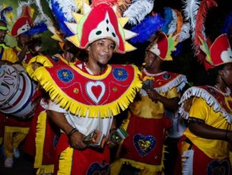 Maskanoo / Carnival in the Turcs and Caicos Islands - Photo: Turcs & Caicos Tourist Board