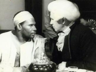 """The film """"La Última Cena"""" (The Last Supper) by Cuban Tomás Gutiérrez Alea was released in 1976"""