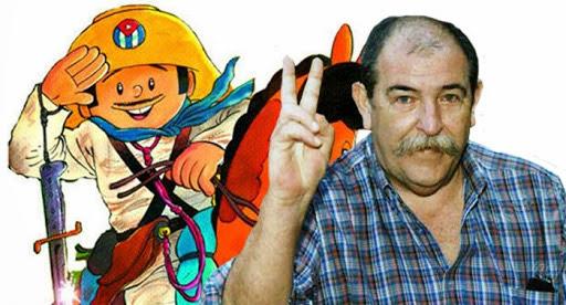 5-Juan Padrón - Foto Granma
