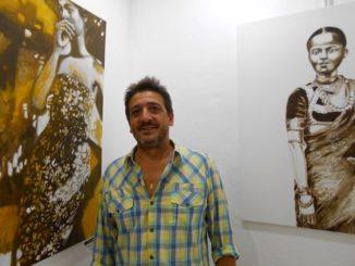 Franck Thévenaud, le directeur de Concept'Art - Photo: Évelyne Chaville