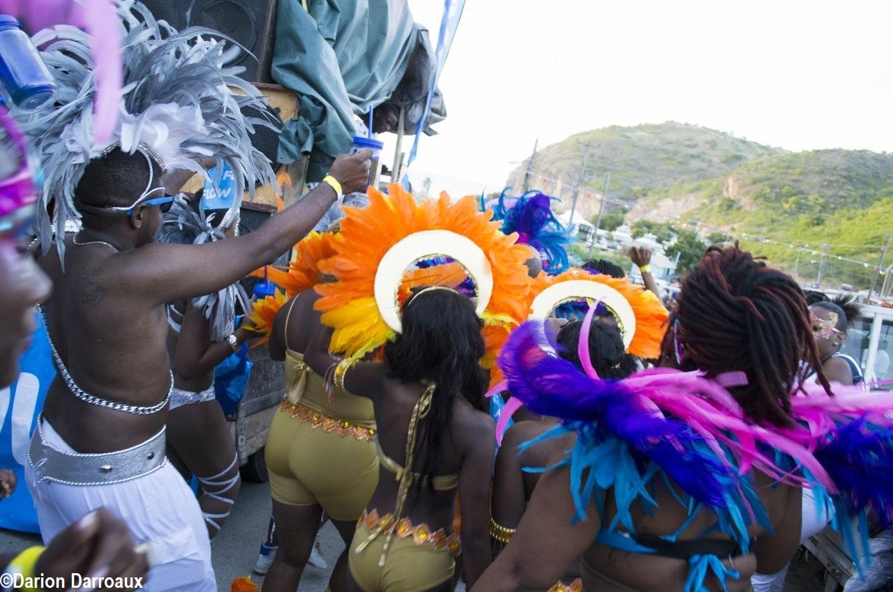 Montserrat Carnival-Carnaval 1