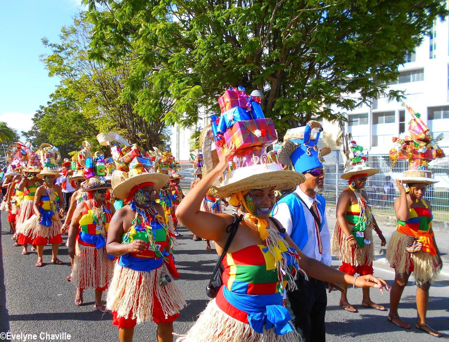 Guadeloupe Dimanche Gras 2020-90