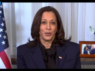 Kamala Harris became the first female Vice President in the history of the United States - Photo:  Screenshot Facebook Page One Caribbean Television
