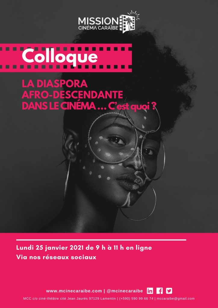 Mission Cinéma Caraïbe celebrates the 10th art through two events