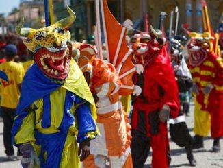 Carnaval en Haïti - Photo: Ministère du Tourisme d'Haïti