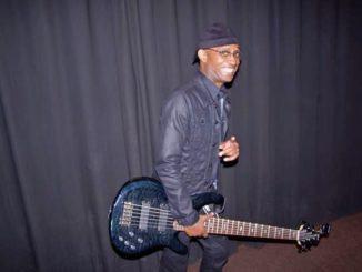 Multiinstrumentista Pascal Udol conocido como Skalp DBS