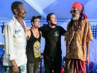 Jacques-Marie Basses alias Djenmbi, le duo Topium et Klod Kiavué