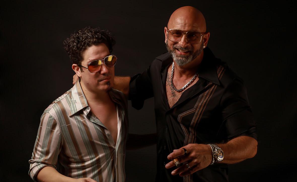1-Frankie Negrón & Marlow Rosado
