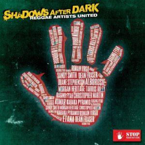 Alborosie ft. Christopher Martin, Etana, Duane Stephenson - Shadows After Dark - Artwork