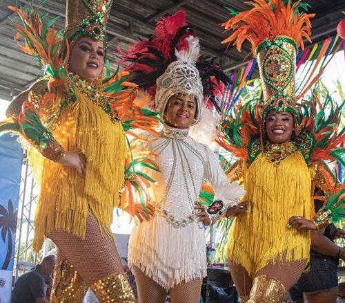 Bailarinas Yucahu Band 0