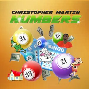 Christopher Martin - Numbers - Artwork