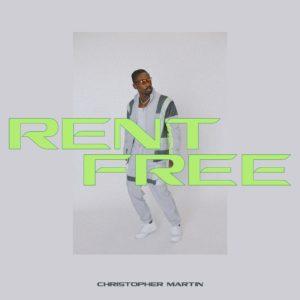 Christopher Martin - Rent Free - Artwork