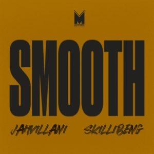 Jahvillani ft. Skillibeng - Smooth - Artwork