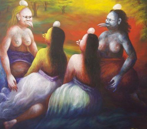 """Philibert Yrius: """"Les complexées de l'humanité"""""""