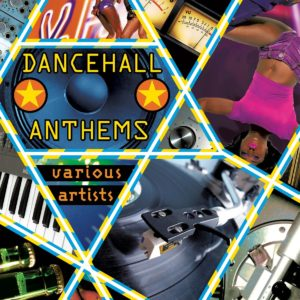 _copie-0_Various Artists - Dancehall Anthems - Artwork