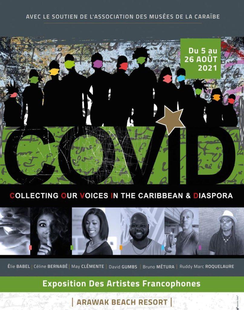 Affiche Expo Covid