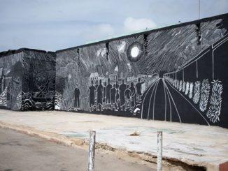Irvin Aguilar, La Línea de la Memoria