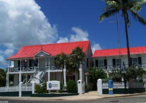 Musée National Îles Cayman - Lhb1239