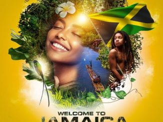 Jah Cure - Welcome To Jamaica - Artwork
