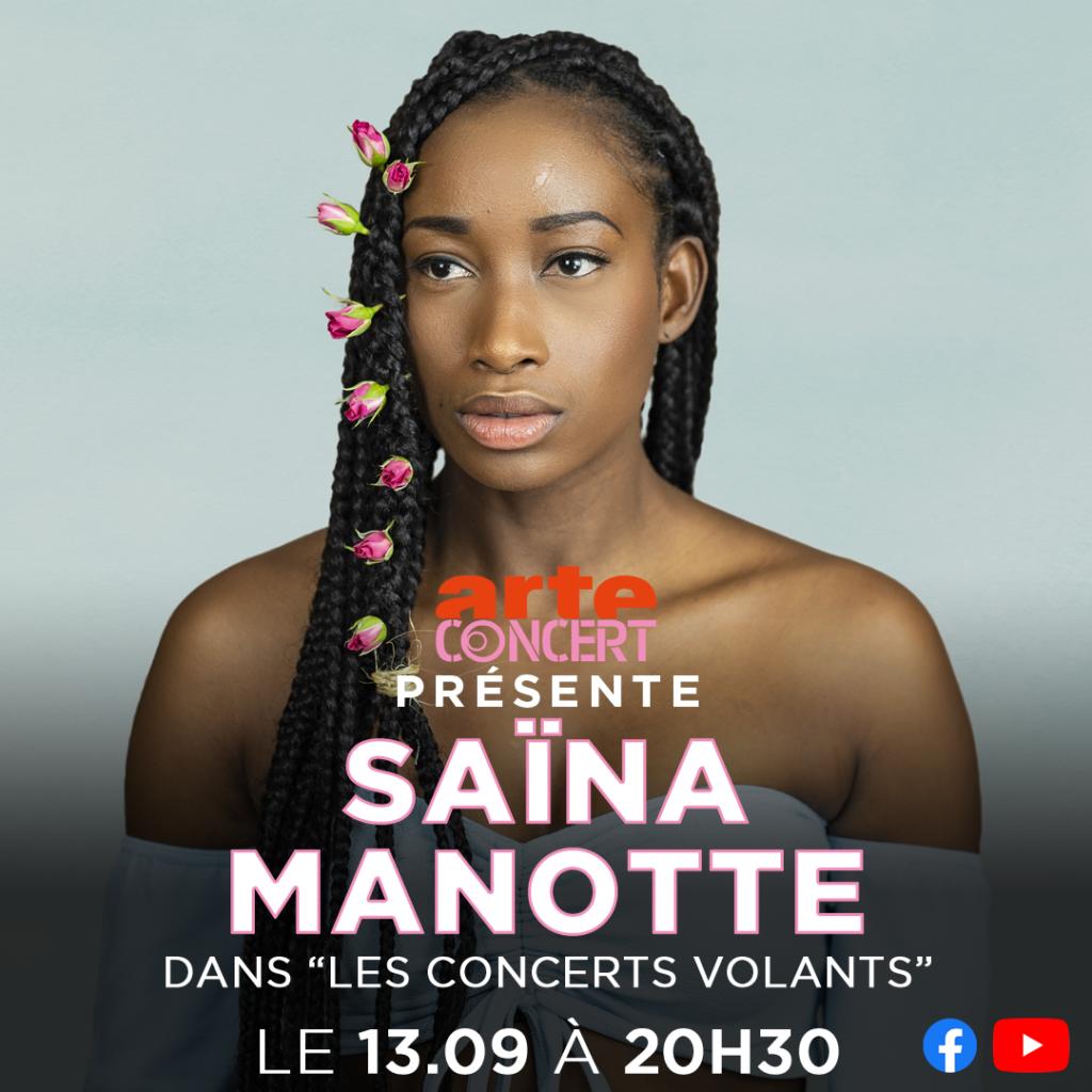 Saïna Manotte Arte