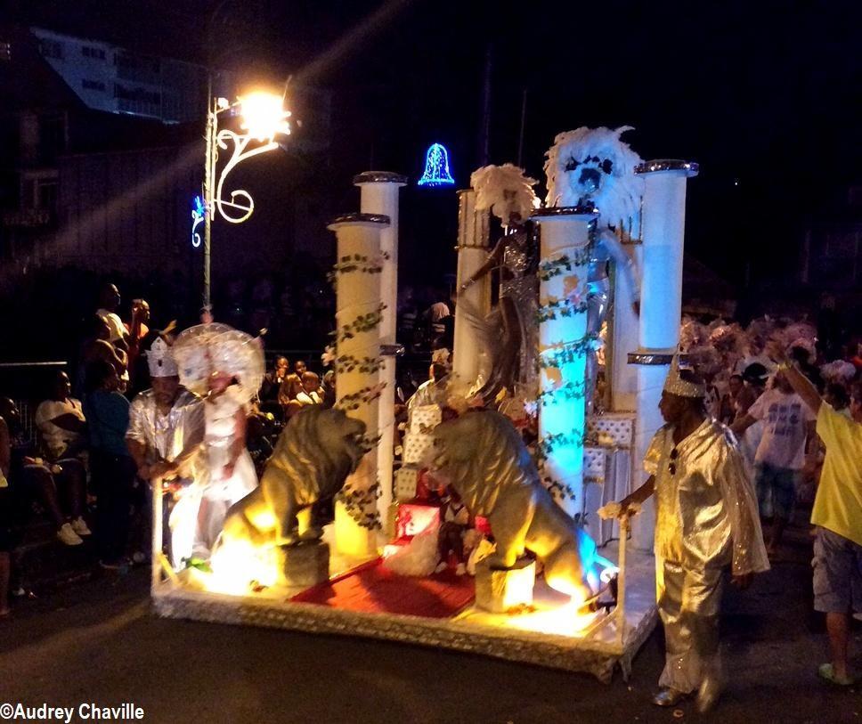 Francois Illas New Tradition: 2018 Guadeloupe Carnival Programme