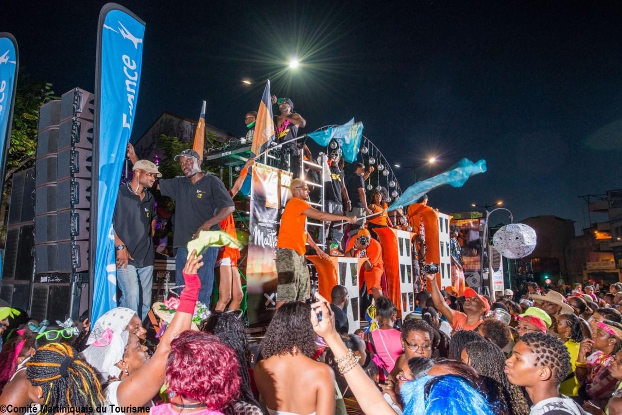 Francois Illas New Tradition: 2019 Martinique Carnival Programme