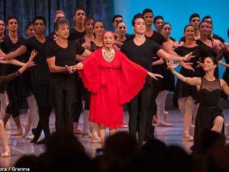 Festival Ballet Cuba 3 - Alicia Alonso