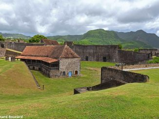 Fort Delgrès in Guadeloupe (Photo : B. Boucard)