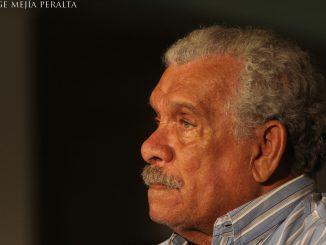 Derek Walcott (Foto : Jorge Mejía Peralta)