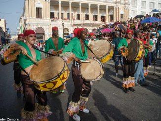 Festival de la Caraïbe - Fête du Feu à Santiago de Cuba (CUBA) - Photo : Yander Zamora