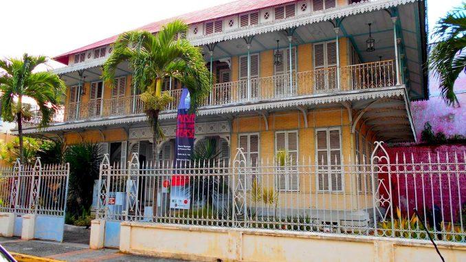 """Museo Saint-John Perse : para honrar a un poeta guadalupeño """"nobelizado"""" -  Kariculture"""