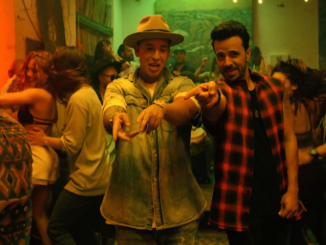 "Picture from the video ""Despacito"" by Luis Fonsi ft Daddy Yankee"