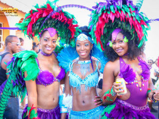 Carnival of the island of Dominica (Photo: Ambo Visuals)