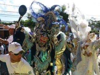 Carnaval de la République Dominicaine (Photo: Ministerio de Turismo de República Dominicana)