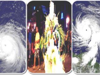 C'est grâce à cet optimisme inné que toutes les îles qui ont été durement touchées ont décidé d'organiser malgré tout leur carnaval, quelques semaines après la catastrophe.