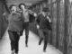 """Le film """"Jules et Jim"""" de François Truffaut avec Jeanne Moreau, Henri Serre et Oskar Werner est sorti en janvier 1962."""