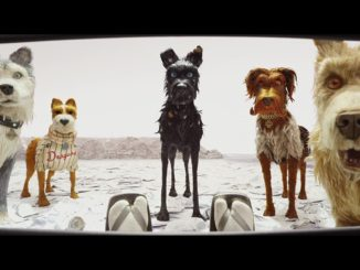"""Isle of Dogs"" is an animated film  by Wes Anderson."