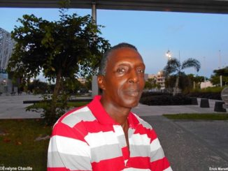 Érick Marset, Guadeloupean writer