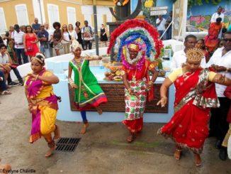 Arrivée Indiens Guadeloupe 0