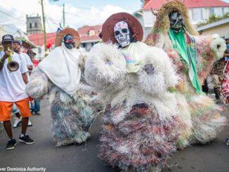 Carnival of Dominica 0