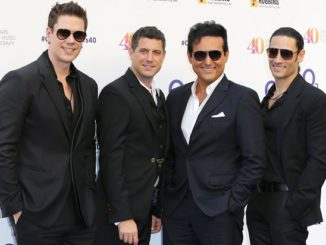 Il Divo (Billboard Latin Awards 2016)