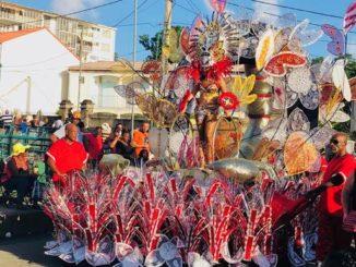 Carnaval de Basse-Terre 2018 (GUADELOUPE) - Photo: Ludivine Chaville