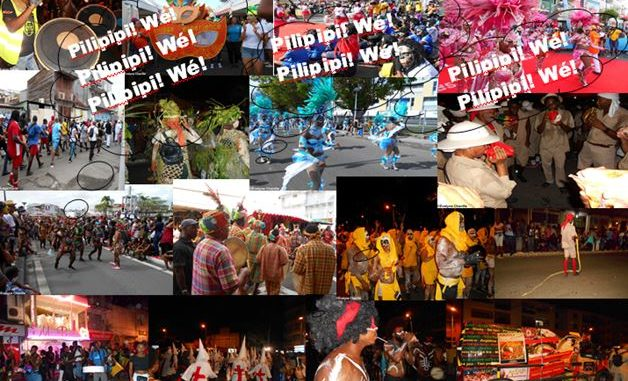 Francois Illas New Tradition: Carnival Of Guadeloupe: Millions Of Euro Spent For 0