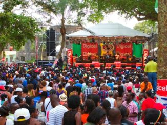 Barbados Reggae Festival – Photo : Alwyn Kirk