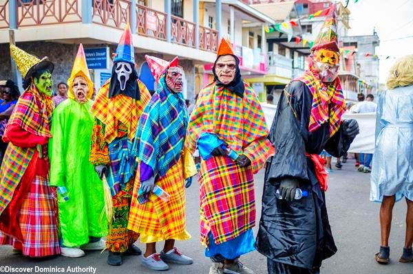 Carnival - Photo: Discover Dominica Authority