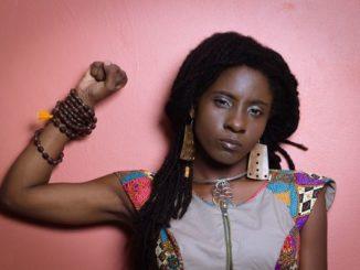 La star du reggae Janine Cunningham alias Jah9