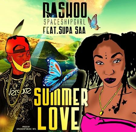 Nashoo & Supa Saa - Summer Love