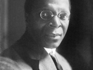 René Maran en 1923