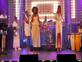 """Ré-elles"", the all-female zouk group, winner of the F.I.Z 2019 group competition"