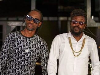 Beenie Man and Bounty Killer, two Jamaican dancehall stars